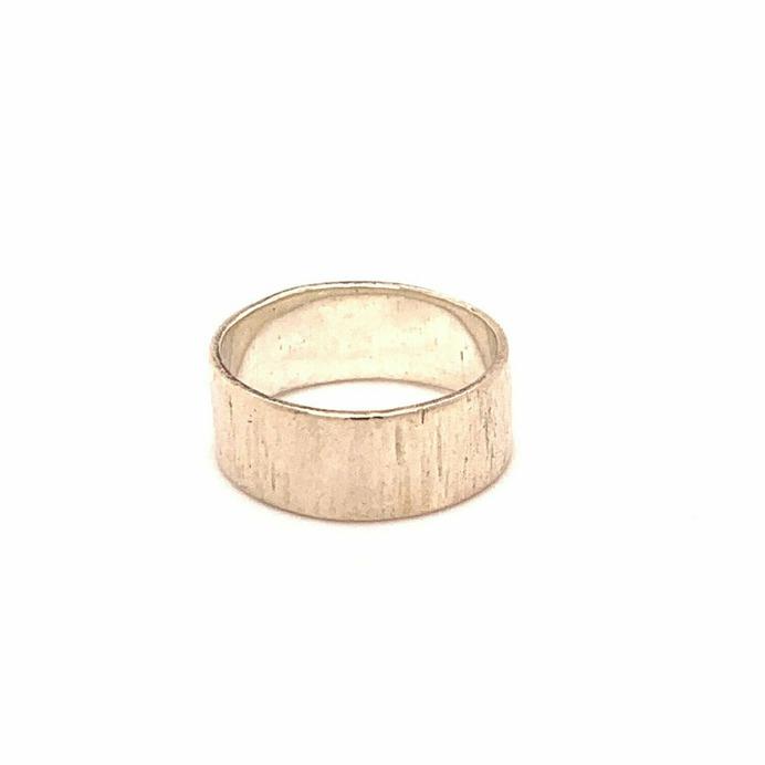 Argentium (935 Silver) Ring