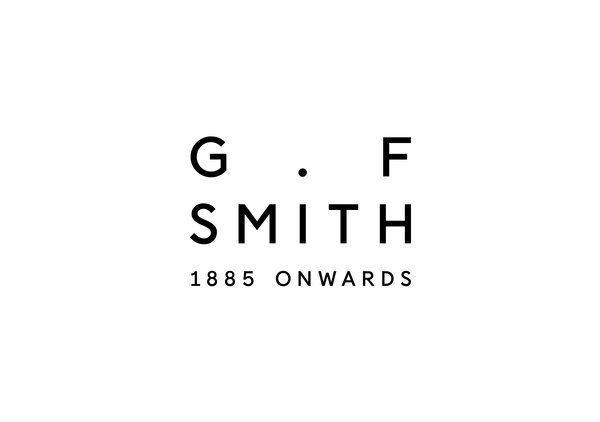 Creative Review Made Thought rebrands G.F Smith #type #branding #logo