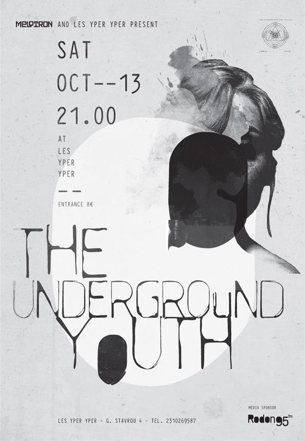 The Underground Youth #poster