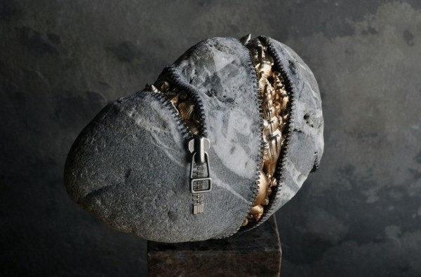 Stone Sculptures by Hirotoshi Itoh 4 #sculpture #stone #art