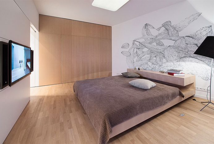 Duplex Flat Interior Design by Beef - #decor, #interior, #homedecor