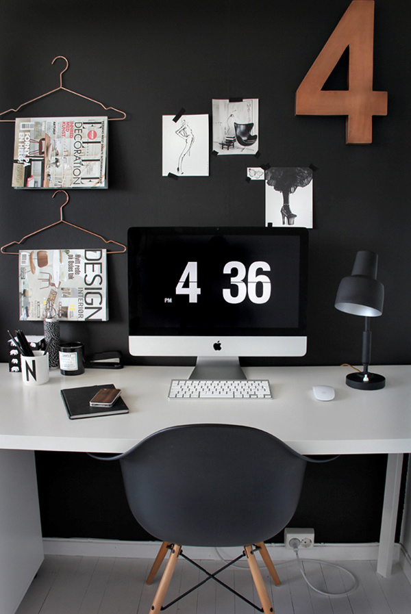 OUT OF OFFICE #office #space #home #desk #work