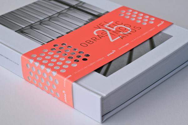 Veinticinco obras, 25 años. Jofebar on Behance #editorial