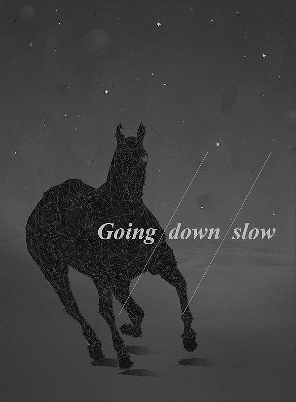 MISC. POSTERS #horse