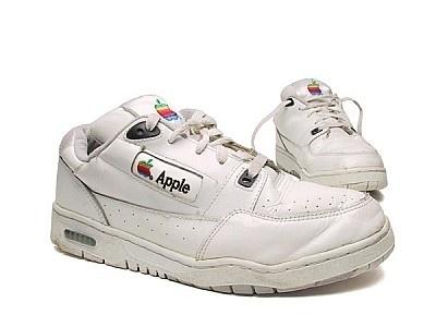Apple Shoes #apple