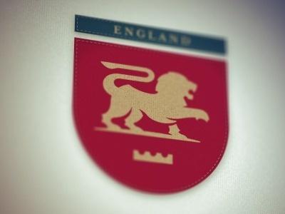 Dribbble - England by Fraser Davidson #badge