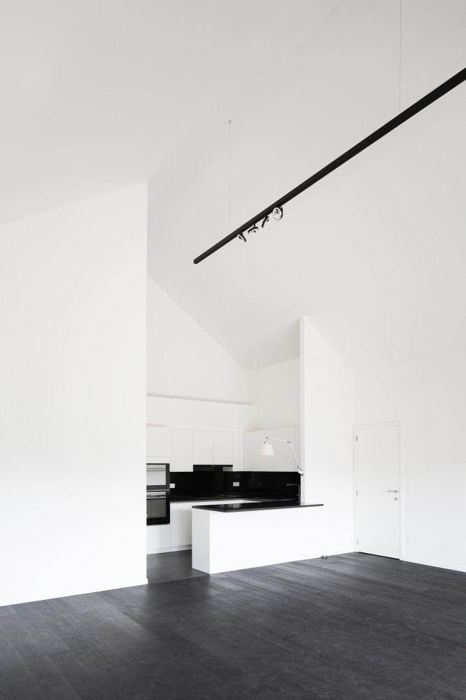 Den Travoo by Bogdan & Van Broeck Architects #minimal interior