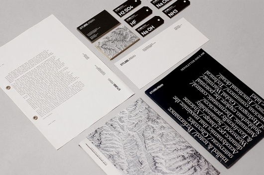 Stubburban : Tim Wan : Graphic Design #white #black #grid #identity #minimal #and