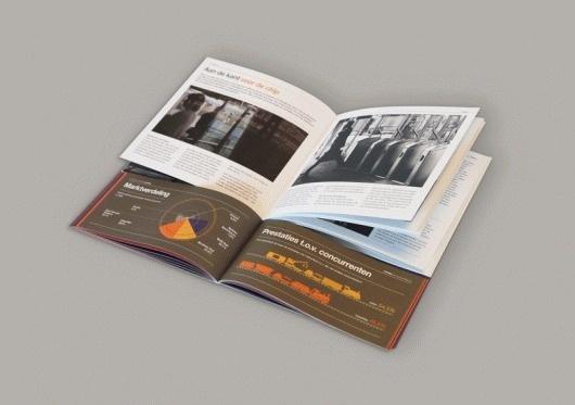 graphic design : . #magazine #rail #volker