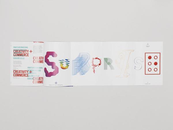 Kokoro & Moi #surprise #design #graphic #typography