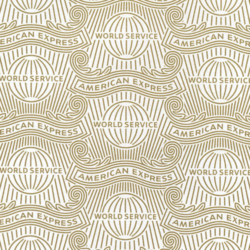 QuipImaage #security #pattern #american #envelope #express