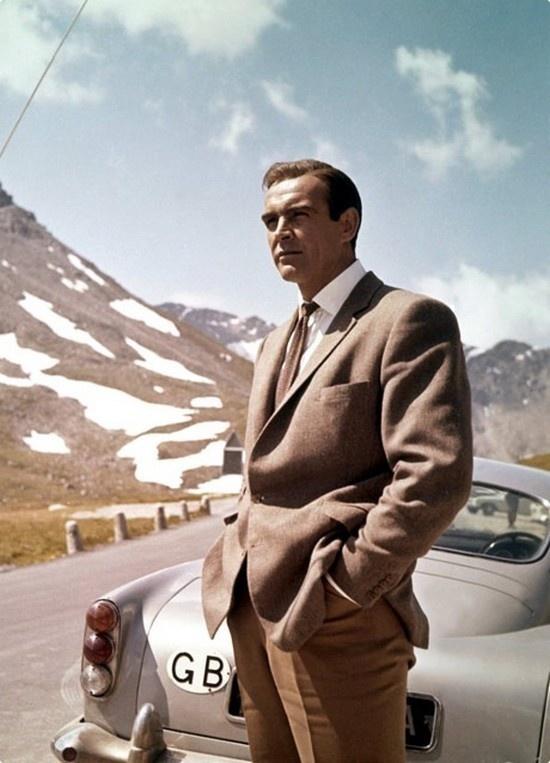 z8196.jpg (550×763) #sean #portrait #bond #connery