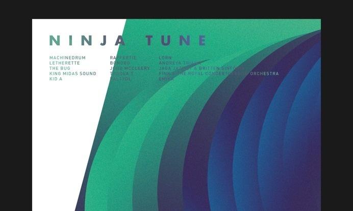 Ninja Tune #poster