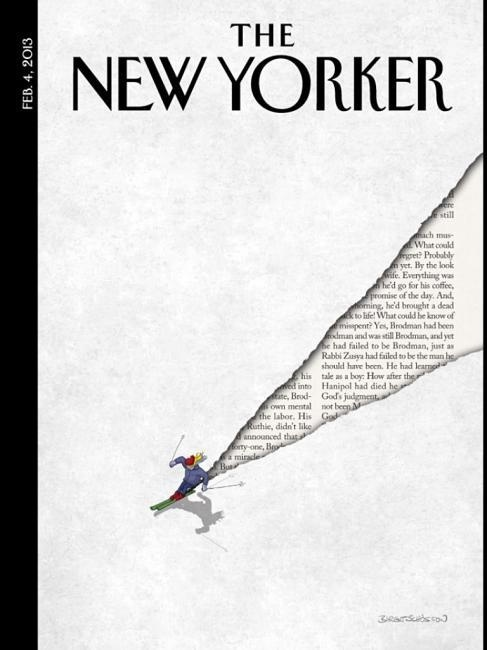 The New Yorker (US) #cover #magazine #new yorker
