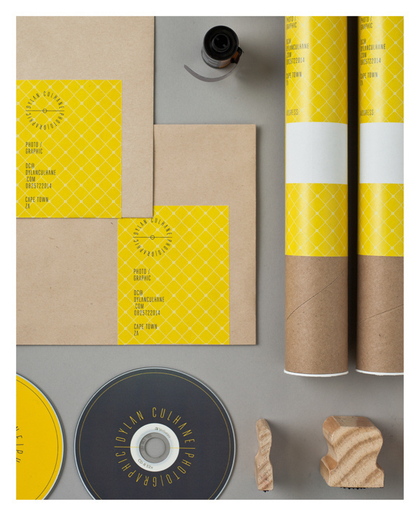 Identity & Collateral on Behance #print #identity #stationary