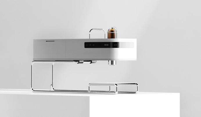 A minimal design Espresso machine - Masterpicks - Design Inspiration
