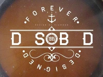 365 awesome designers #logo #anchor #haymaker #emblem