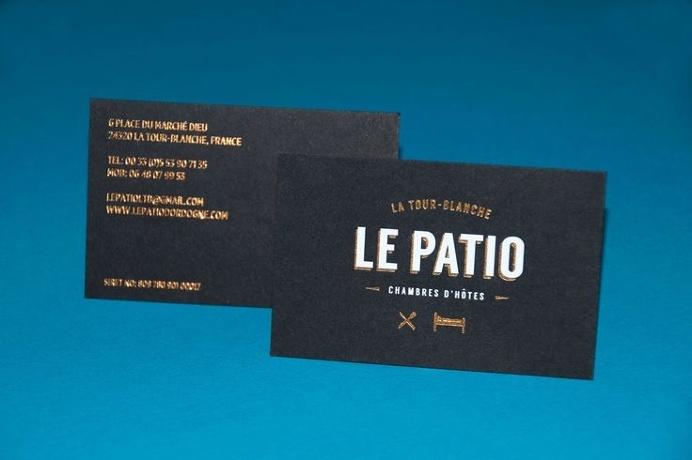 Best Branding Bed Breakfast France Business Images On Designspiration