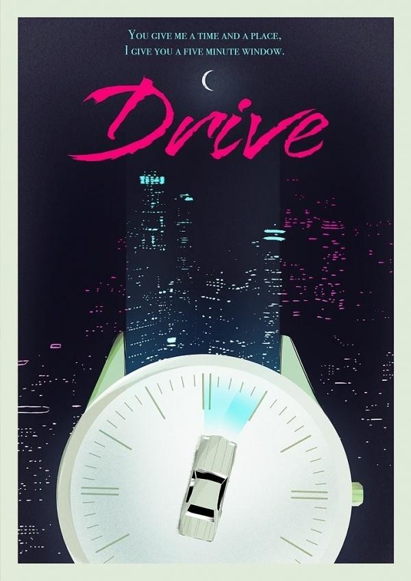 DRIVE - Rocco Malatesta Posters & Prints #movie #malatesta #rocco #drive #poster
