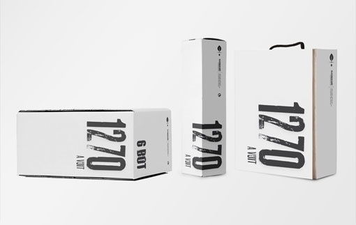 design work life » cataloging inspiration daily #packaging #design #graphic #box #wine