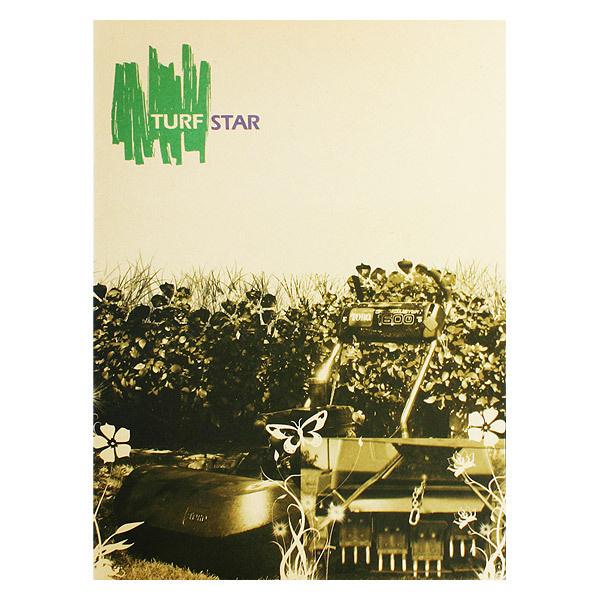 Turf Star Landscaping Presentation Folder #presentation #folders #landscaping #folder