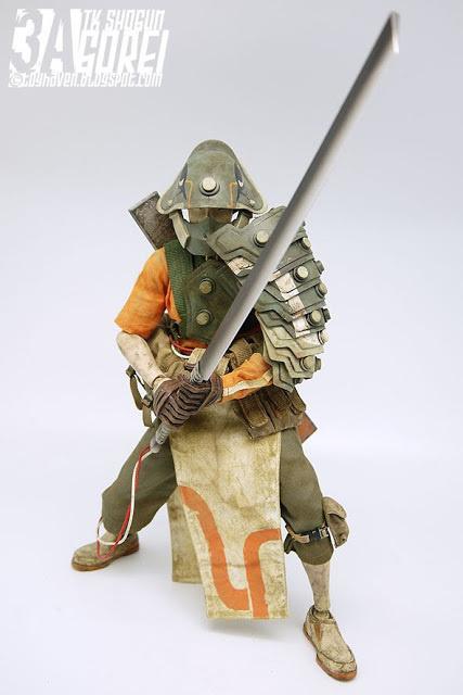 942_shogun.jpg (427×640) #samurai #toy
