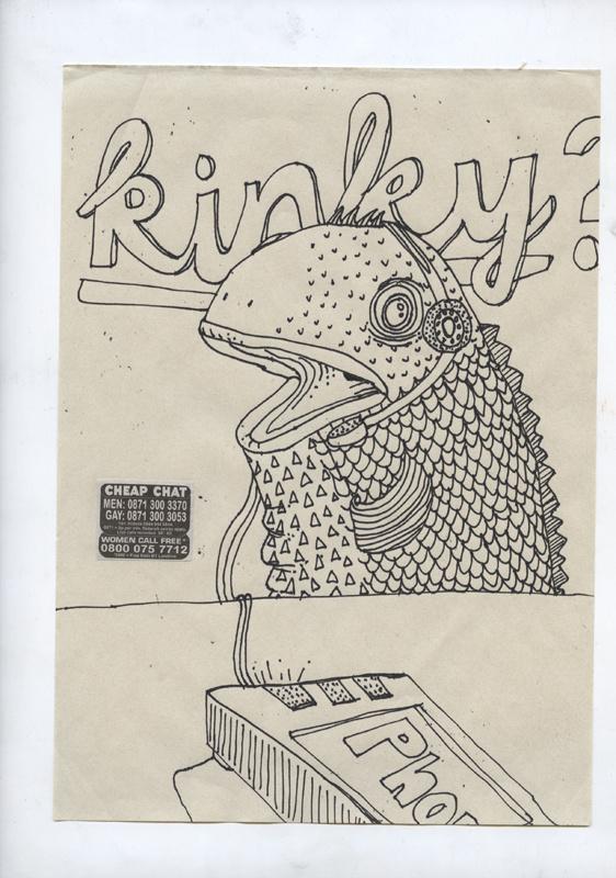 London kinky #london #illustration