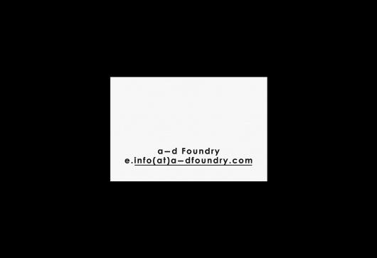 Family +44 7595 746 785 — a—d Foundry #branding #design #identity #logo #typography