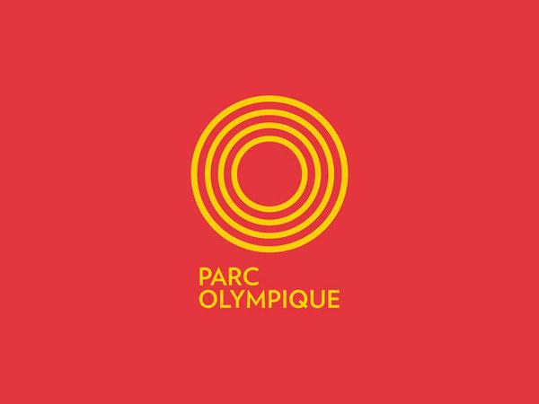 Parc Olympique #branding #montreal #symbol #logo #olympics