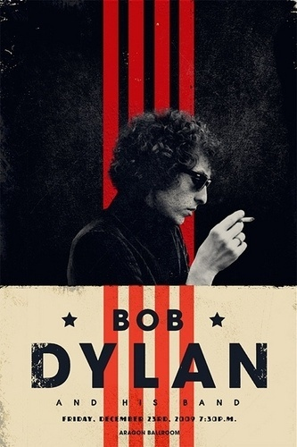 All sizes | Bob dylan poster | Flickr - Photo Sharing! #design #graphic #poster