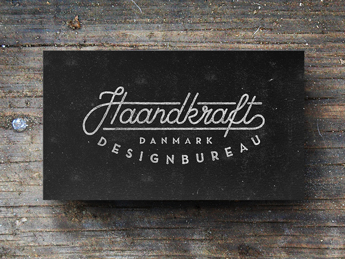 Haandkraft business cards