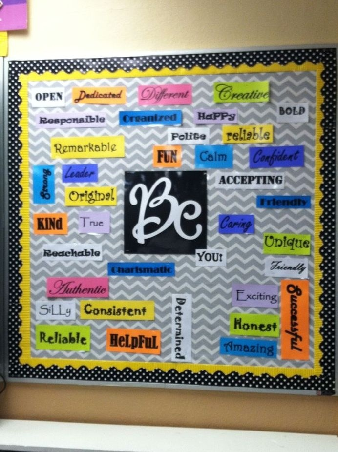 25 Creative Bulletin Board Ideas for Kids #kids #bulletin #board #school