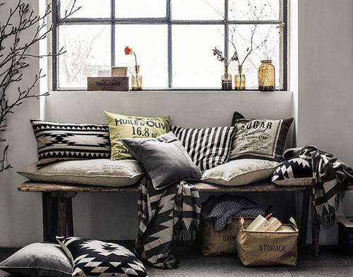 image #interior #pillows