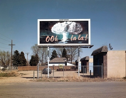 recovering lazyholic blog: billboard project #sign #photography #art #typography