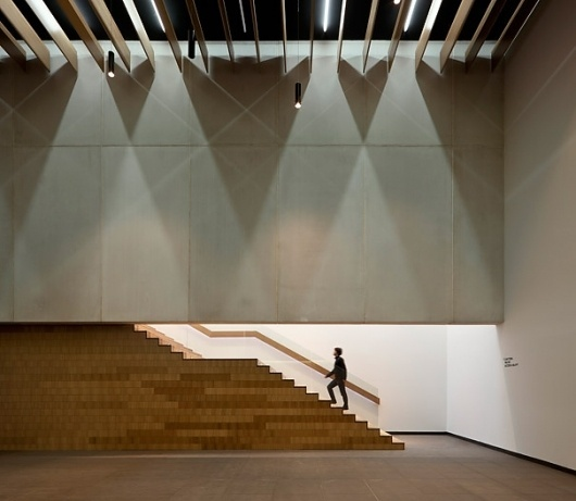 New Theatre of Almonte designed by Donaire Arquitectos #architecture