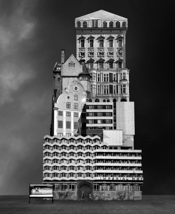 Beomsik Won | PICDIT #photo #photography #architecture #digital