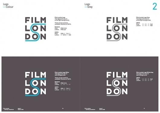 KentLyons :: Film London #london #identity #film #logo #typography