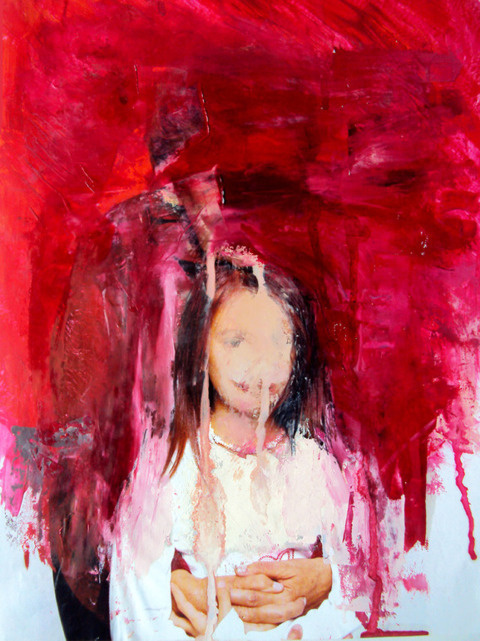 Jesus Leguizamo   PICDIT #abstract #painting #art