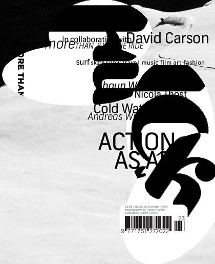 dcd #design #carson #graphic #david #typography