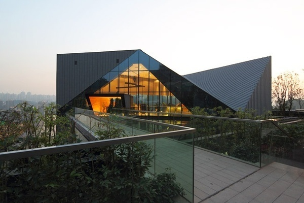 Pure Architecture, Chongqing Greenland Clubhouse #architecture