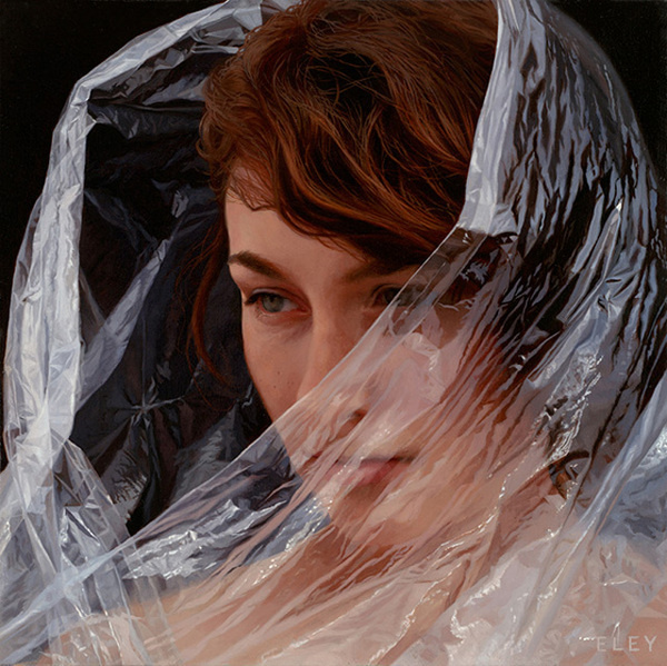 Hyper Realistics Paintings by Robin Eley 3 #painting #art