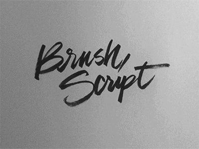 BrushScript GIF http://www.facebook.com/photo.php?v=573397352774873&set=vb.328610740586870&type=2&theater #calligraphy #kuretake #script #brushpen #sergiferrando #brush