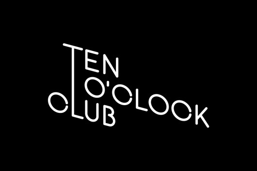 The Phraseology Project - 10 O'Clock Club #ten #design #oclock #melton #drew #phraseology #club #typography