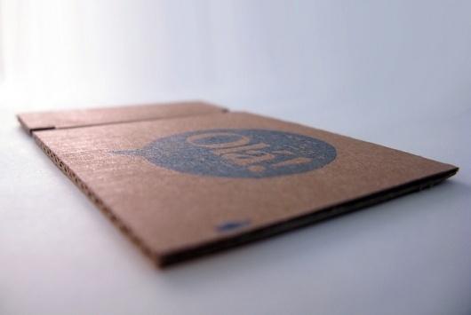 Andrea Roman //// Industrial Designer - Business cards #card #stamp #business #cardboard