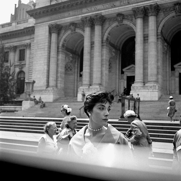 Undated, New York, NY #vivien #white #1950s #black #photography #and #maier