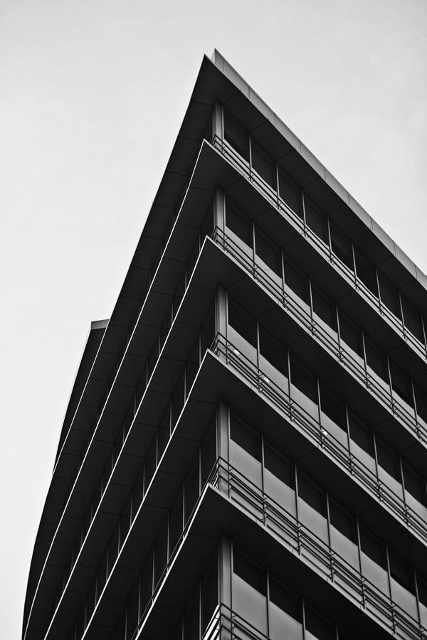 World Trade Center on Behance #photo #architecture #building #blackandwhite