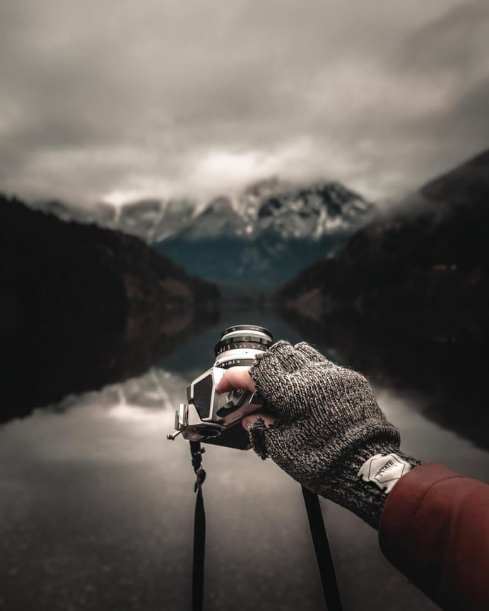 Moody Outdoor and Adventure Photography by Joshua Druding