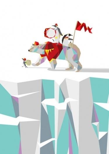 Liam Brazier illustration and animation #brazier #illustration #liam #polygons