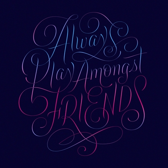 Poketo APAF – Erik Marinovich – Friends of Type #lettering #script #of #type #friends
