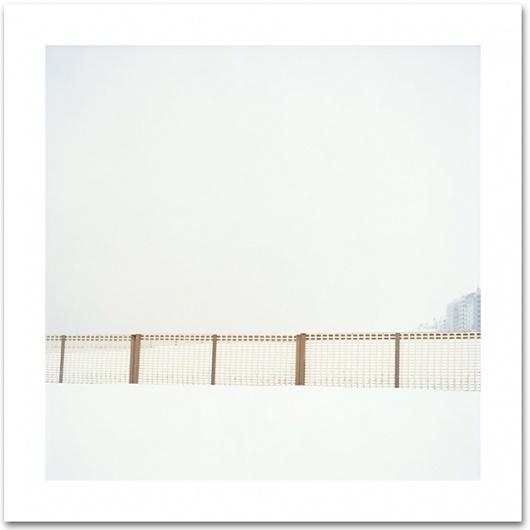 u-turn : Christian Tochtermann #snow #belgium #sea #photography #beach